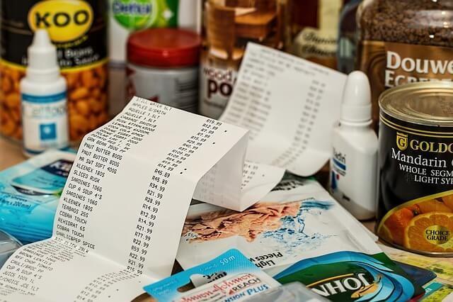 Zdražování potravin v důsledku inflace