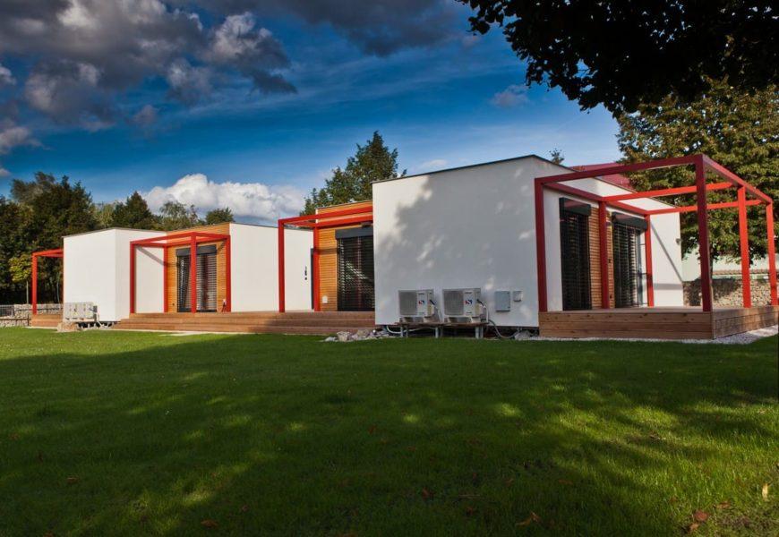Modulární domy od firmy Eko modular