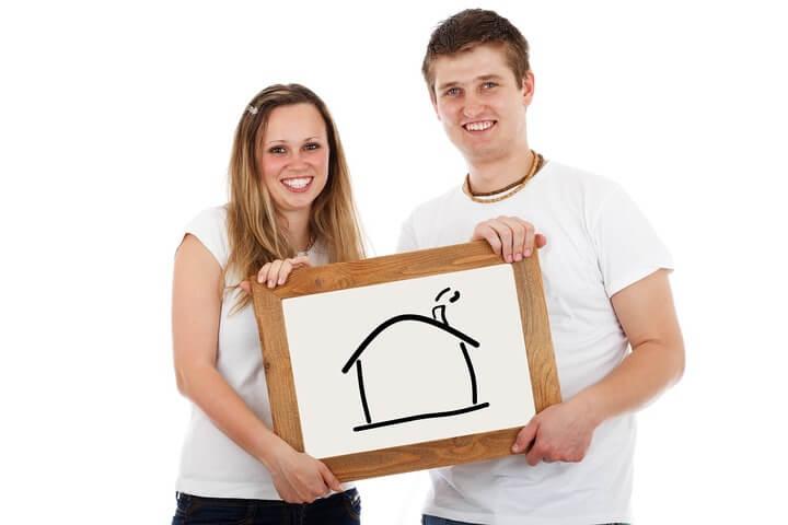 Žádost o hypotéku ve dvou
