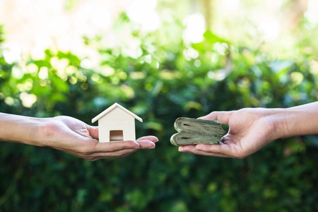 Hypotéka na nemovitost
